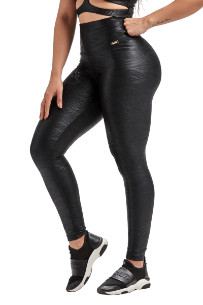 Oxyfit Leggings Curl Black
