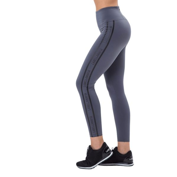 Labellamafia Leggings Essentials Sideband Gray