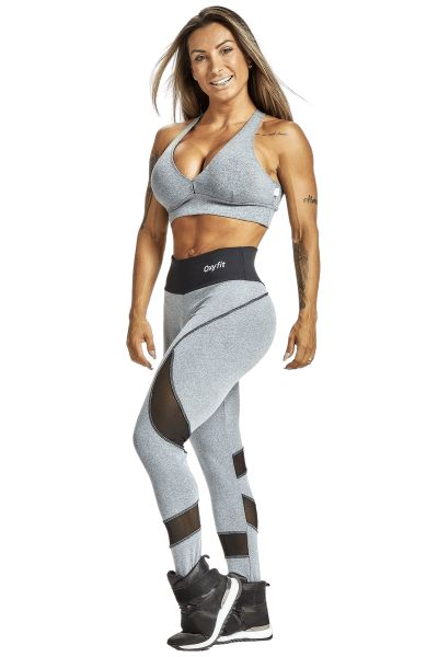 Oxyfit Leggings Lucidity Gray
