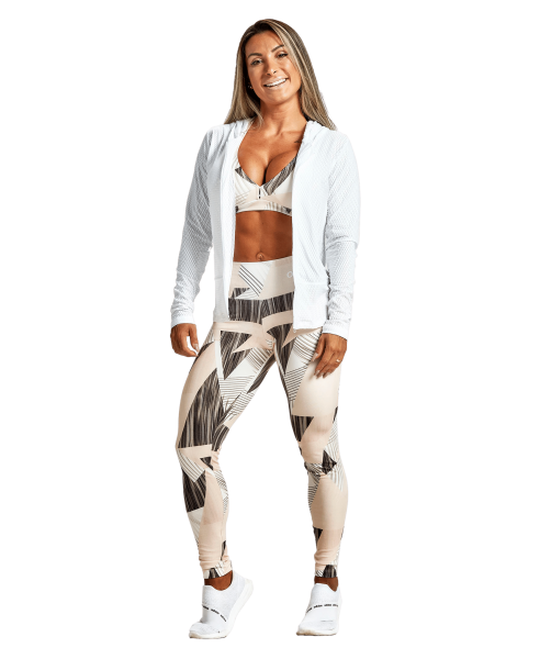 Oxyfit Leggings Painting Abstract